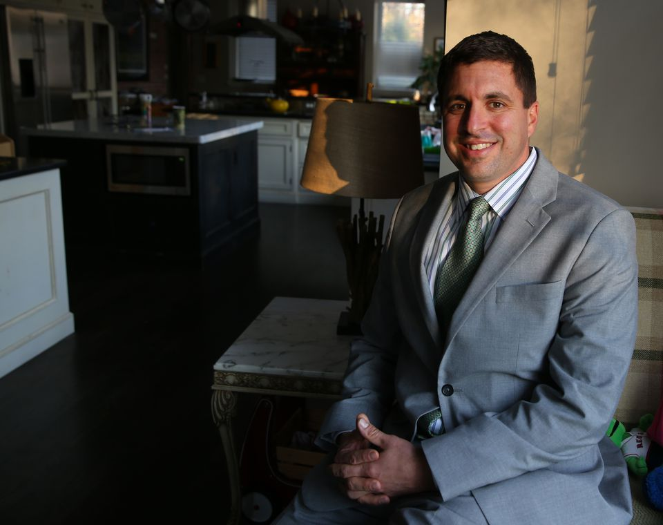 Matthew Beaton is a former Republican state representative who is serving as secretary of the Executive Office of Energy and Environmental Affairs.