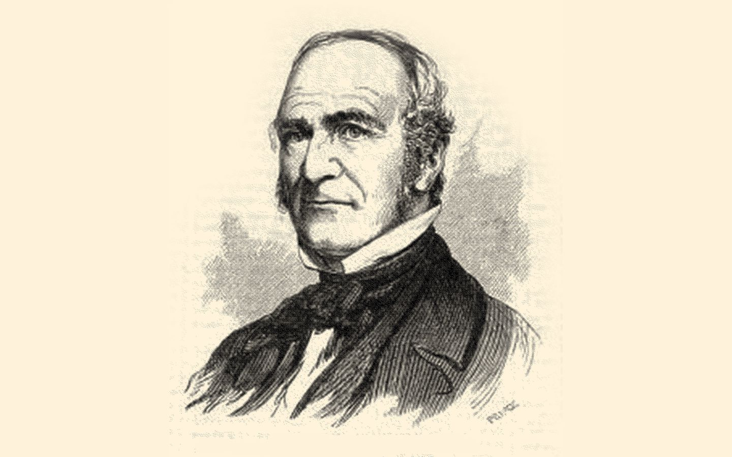 Detective Clapp in an 1857 issue of Ballou's Pictorial.