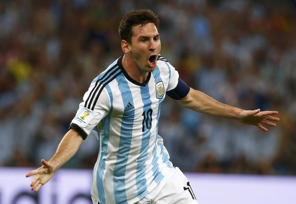 Messi can control the ball at close to top speed, making him an excellent dribbler. Also, it's his acceleration rather than his top speed that cuts up defenses.