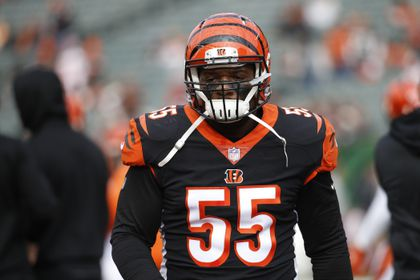 bd9210e97 Oft-suspended Vontaze Burfict released by Bengals - The Boston Globe