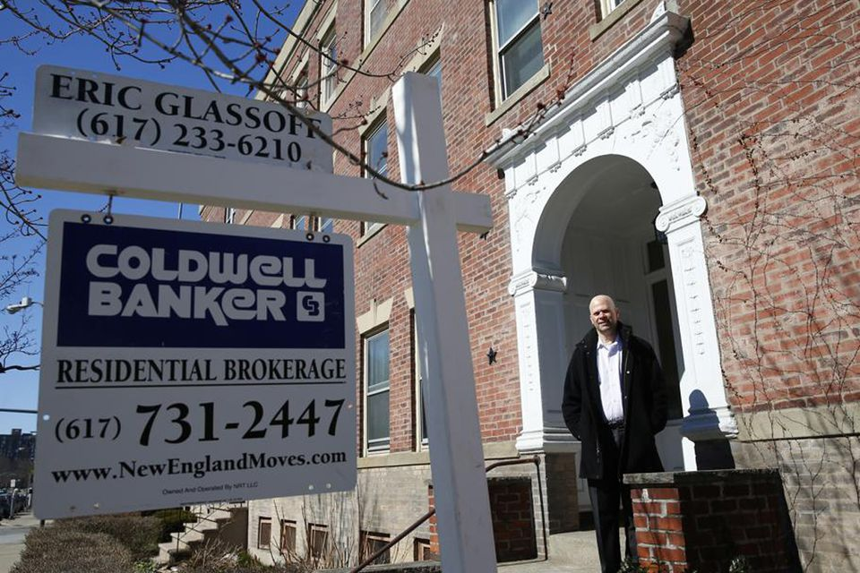 Eric Glassoff recently sold a condo in Brookline for tens of thousands of dollars above the asking price.