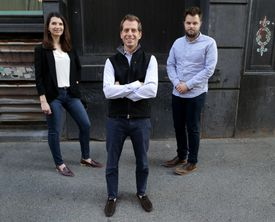 Edmit's current employees are Sabrina Manville, Nick Ducoff, and Christopher Jelly.
