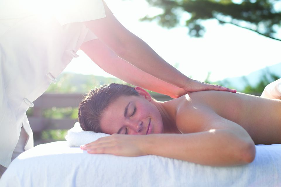 Topnotch Resort's spa offers many options to pamper mom.