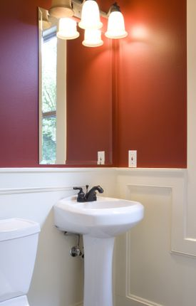<b>POWDER PERFECT</b>: Adding a half bath to your first floor will make your home more desirable. You need a minimum of 3 feet by 5 feet, says Bolton builder Doug Storey.