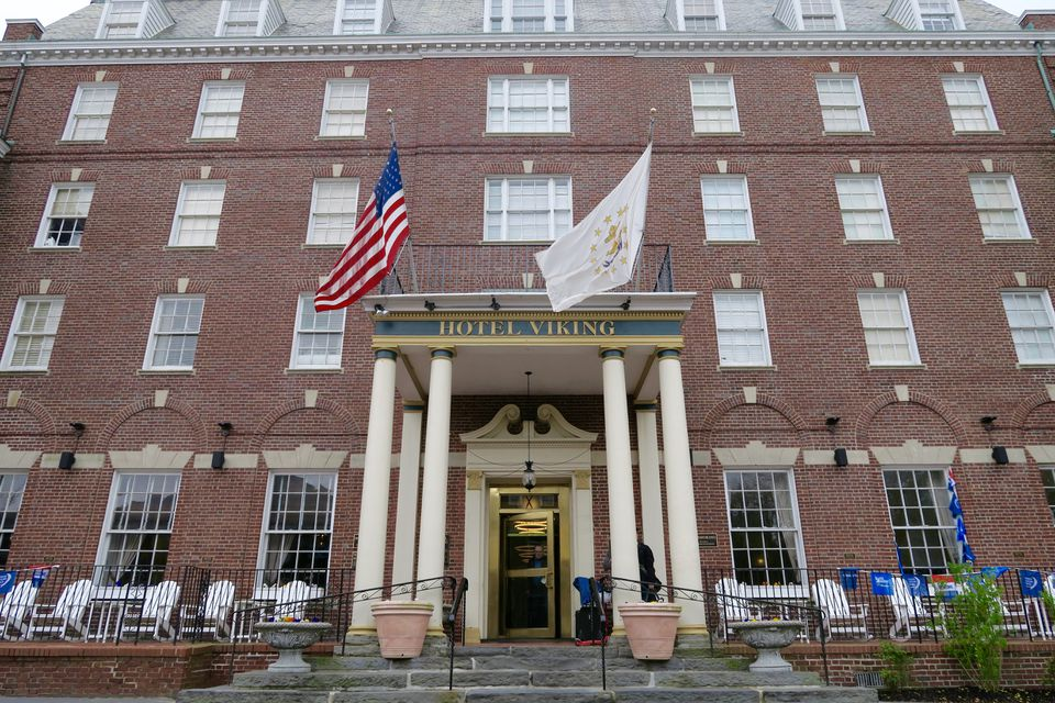 A $6.2million restoration aimed to honor the Hotel Viking's historic roots while adding up-to-date technological amenities.