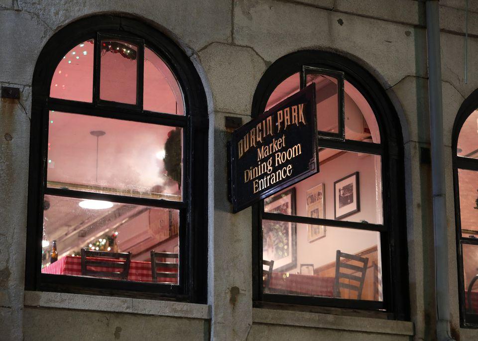 Boston's famed Durgin-Park restaurant closed last month.