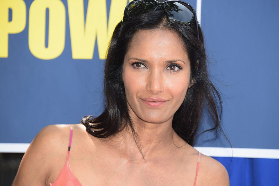 """Top Chef"" host Padma Lakshmi"