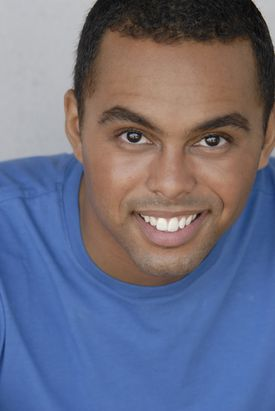 """Jesse Nager plays Smokey Robinson in """"Motown: The Musical"""" at the Opera House."""