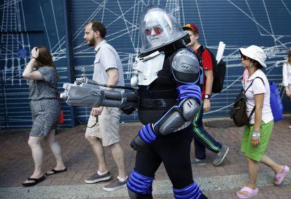 The big business of Comic Con (and Boston's other nerdy conventions