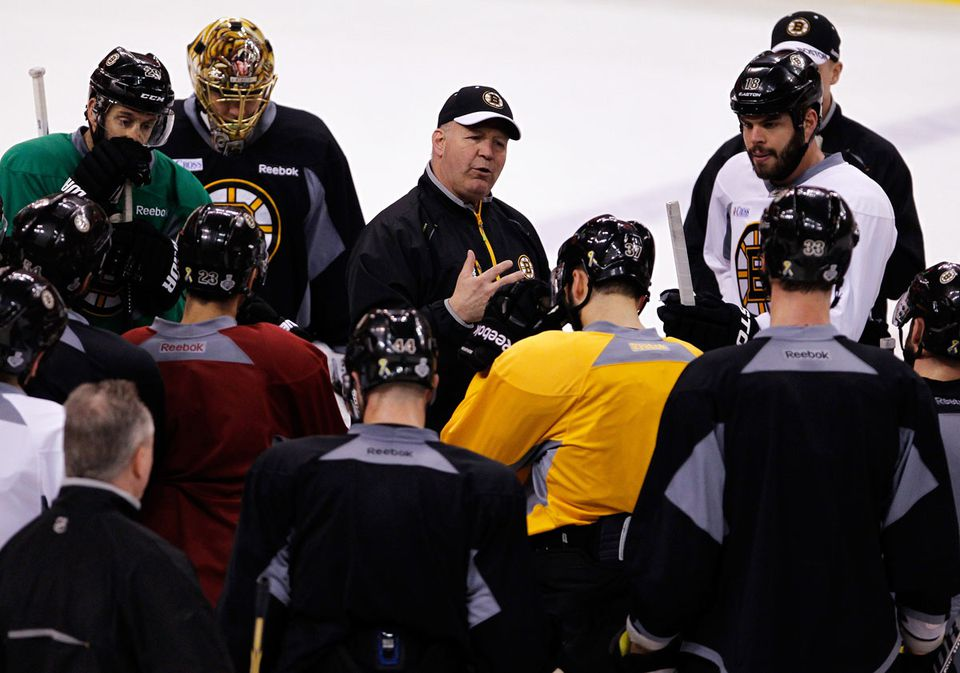 Bruins coach Claude Julien is looking to lead the team to its second NHL title in three seasons.