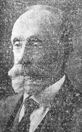 Dugald B. Carruthers