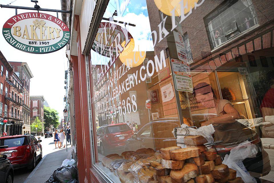 Parziale's Bakery.