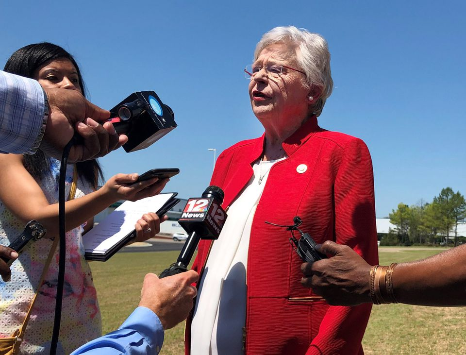 Republican Governor Kay Ivey signed the measure Wednesday.