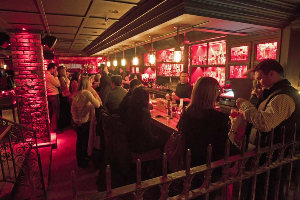Lolita Cocina and Tequila Bar in the Back Bay is one of several Boston-area watering holes that use BevSpot.