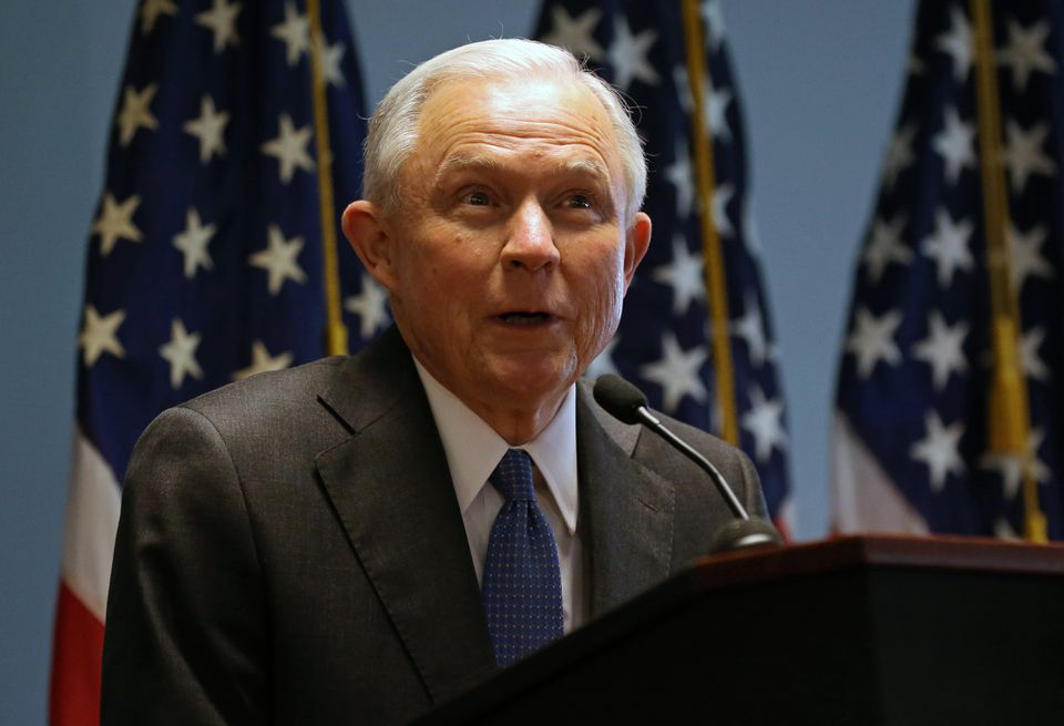 US Attorney General Jeff Sessions spoke last month about prosecution for illegal immigration by federal and local authorities.